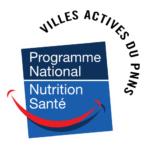 Logo Ville Active du PNNS