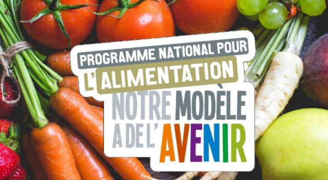 Conférence régionale de l'alimentation – Eduquons à l'alimentation des jeunes